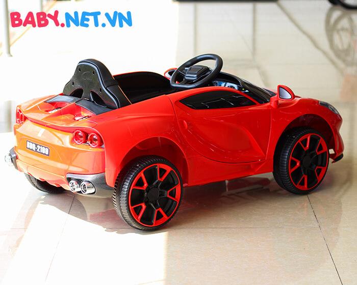 Xe hơi điện cho bé siêu sang BDQ-2199 7