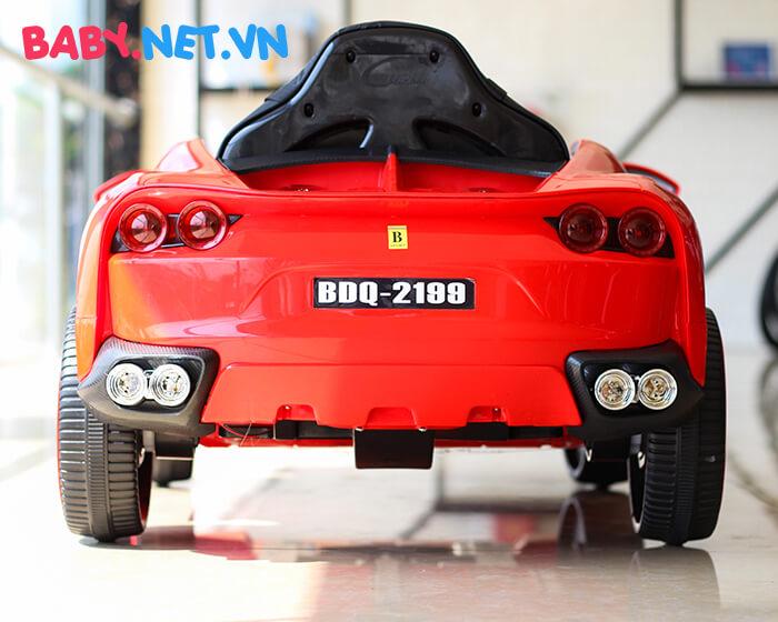 Xe hơi điện cho bé siêu sang BDQ-2199 9
