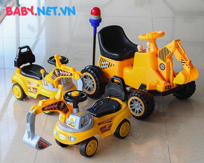Xe xúc điện trẻ em LB-888 4