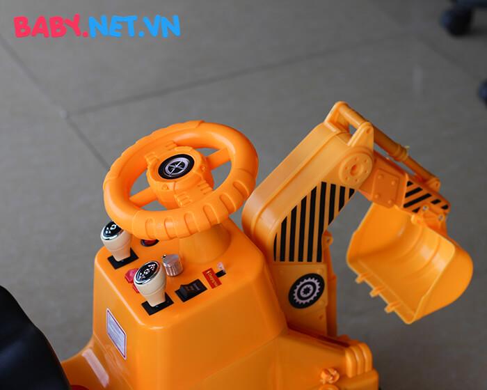 Xe xúc điện trẻ em LB-888 8