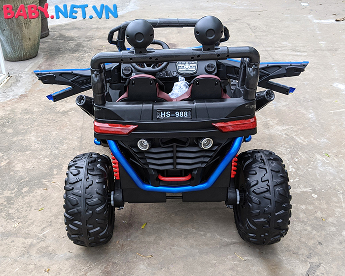 Ô tô điện địa hình siêu mạnh mẽ HS-988 17