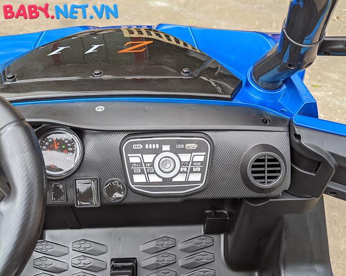 Ô tô điện địa hình siêu mạnh mẽ HS-988 21
