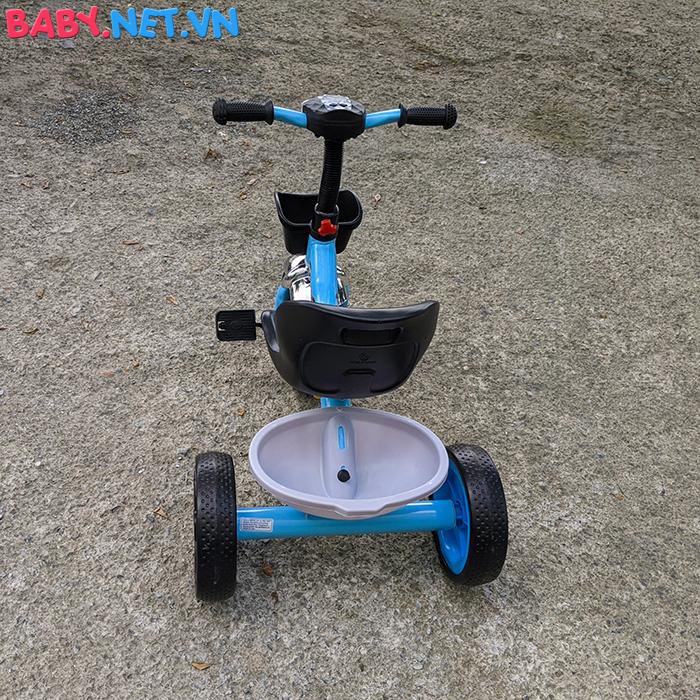 Xe đạp 3 bánh có đèn nhạc Broller XD3-916 13