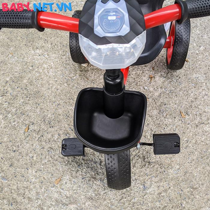 Xe đạp 3 bánh có đèn nhạc Broller XD3-916 18