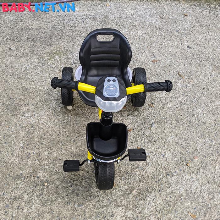 Xe đạp 3 bánh có đèn nhạc Broller XD3-916 4