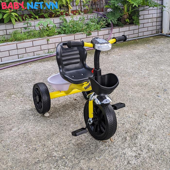 Xe đạp 3 bánh có đèn nhạc Broller XD3-916 5