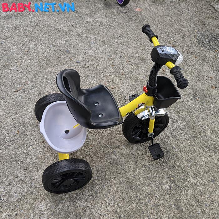 Xe đạp 3 bánh có đèn nhạc Broller XD3-916 8