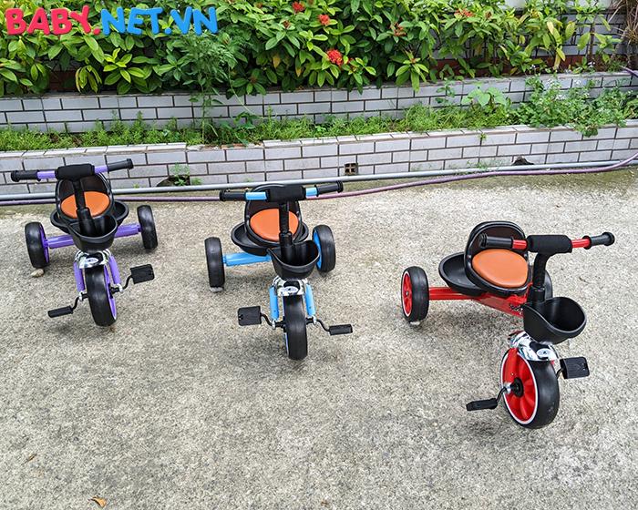 Xe đạp 3 bánh trẻ em Broller XD3-906A 1