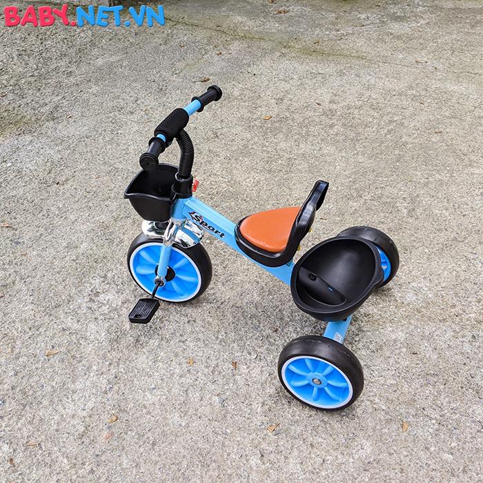 Xe đạp 3 bánh trẻ em Broller XD3-906A 10