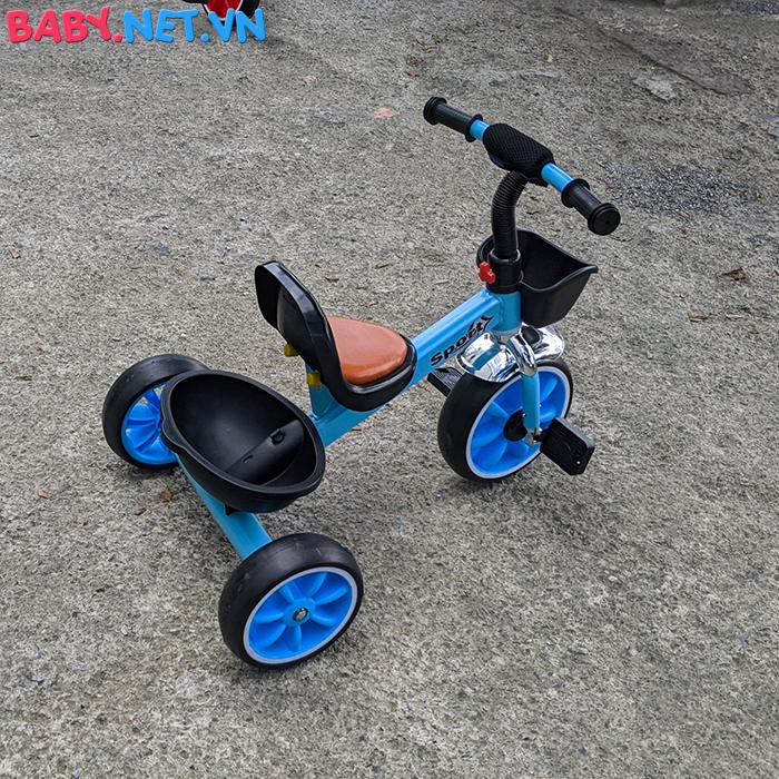 Xe đạp 3 bánh trẻ em Broller XD3-906A 11