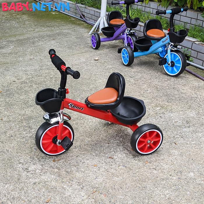 Xe đạp 3 bánh trẻ em Broller XD3-906A 13