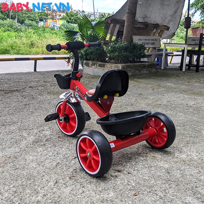Xe đạp 3 bánh trẻ em Broller XD3-906A 14