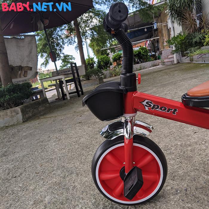Xe đạp 3 bánh trẻ em Broller XD3-906A 16