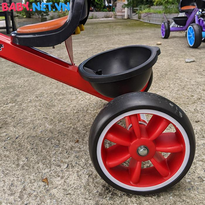Xe đạp 3 bánh trẻ em Broller XD3-906A 19