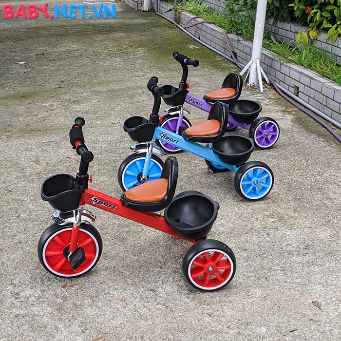 Xe đạp 3 bánh trẻ em Broller XD3-906A 2