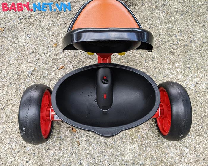 Xe đạp 3 bánh trẻ em Broller XD3-906A 21