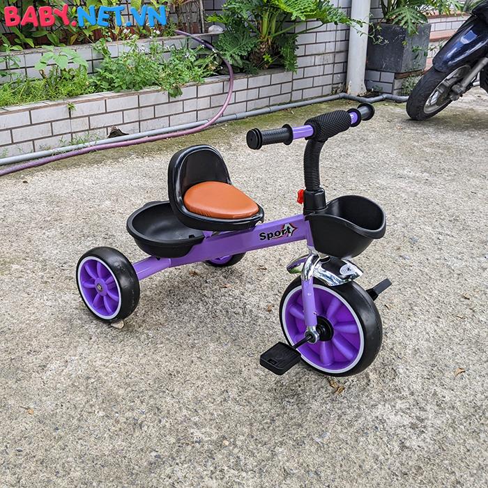Xe đạp 3 bánh trẻ em Broller XD3-906A 3
