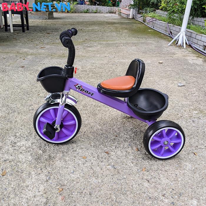 Xe đạp 3 bánh trẻ em Broller XD3-906A 4