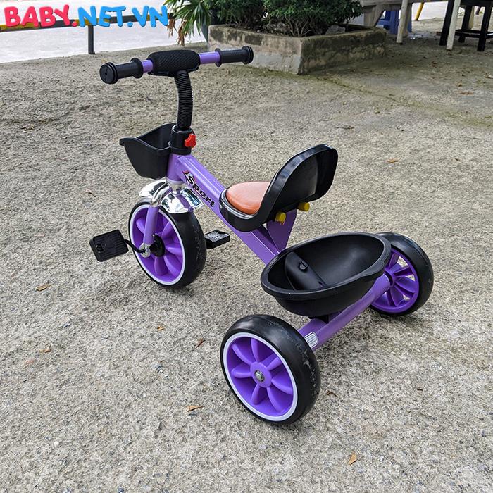 Xe đạp 3 bánh trẻ em Broller XD3-906A 5