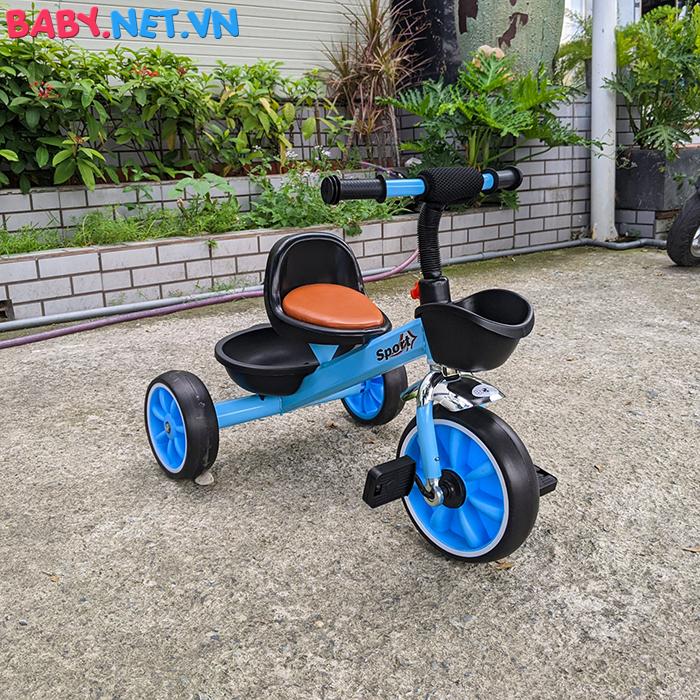 Xe đạp 3 bánh trẻ em Broller XD3-906A 8