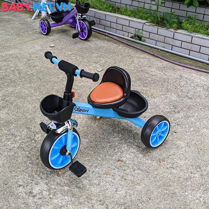 Xe đạp 3 bánh trẻ em Broller XD3-906A 9