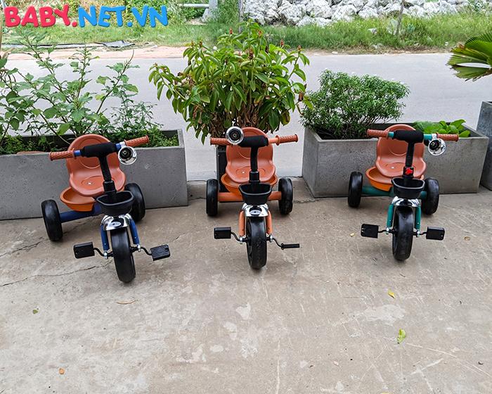 Xe đạp ba bánh trẻ em Broller XD3-902 1