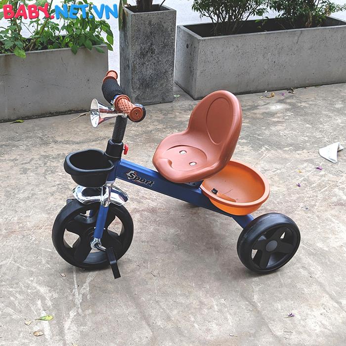 Xe đạp ba bánh trẻ em Broller XD3-902 10