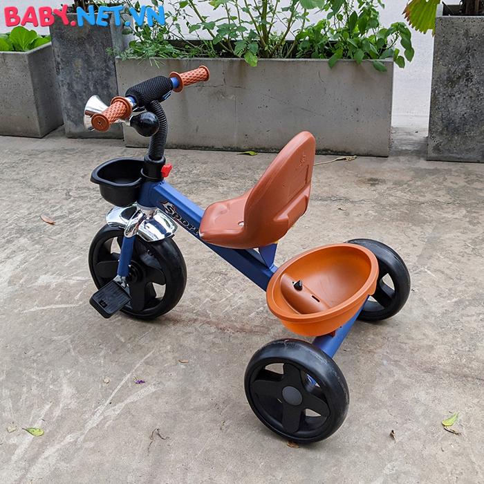 Xe đạp ba bánh trẻ em Broller XD3-902 11