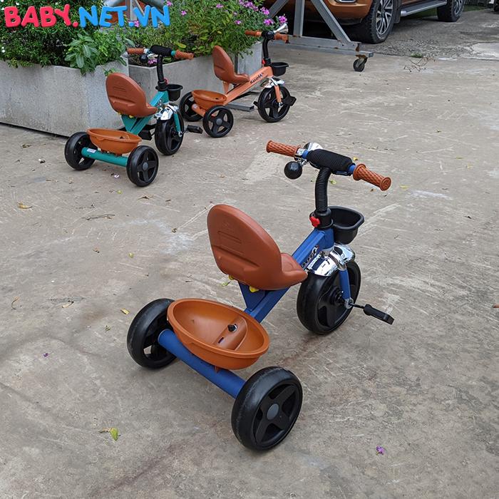 Xe đạp ba bánh trẻ em Broller XD3-902 13