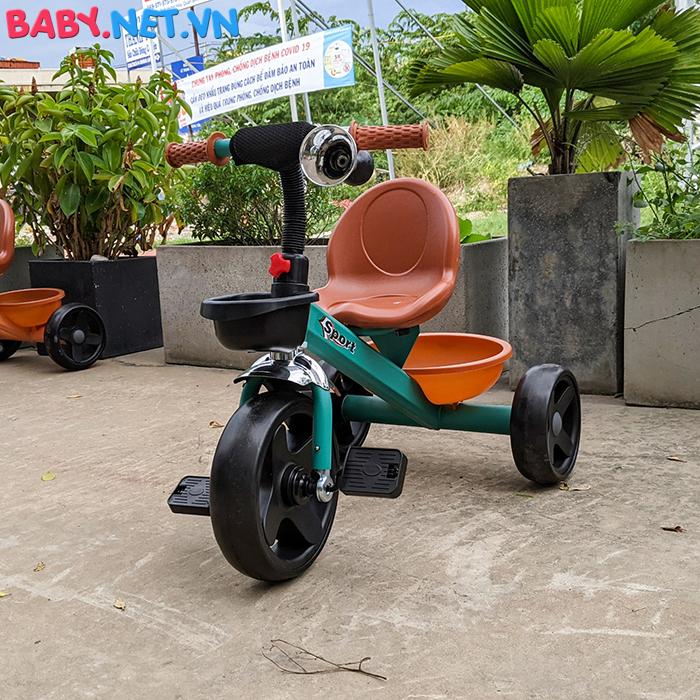 Xe đạp ba bánh trẻ em Broller XD3-902 14