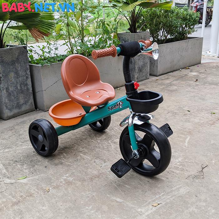 Xe đạp ba bánh trẻ em Broller XD3-902 15