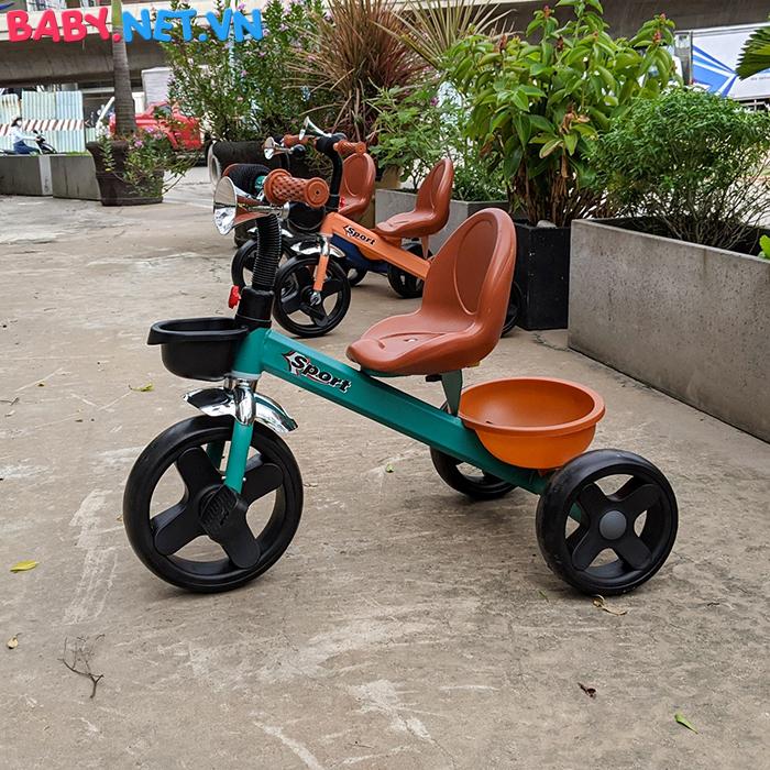 Xe đạp ba bánh trẻ em Broller XD3-902 16
