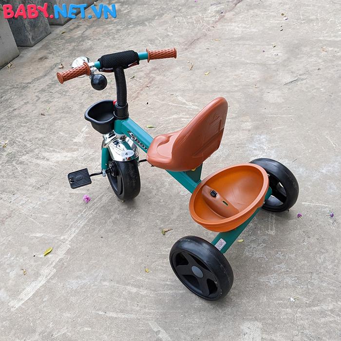Xe đạp ba bánh trẻ em Broller XD3-902 17
