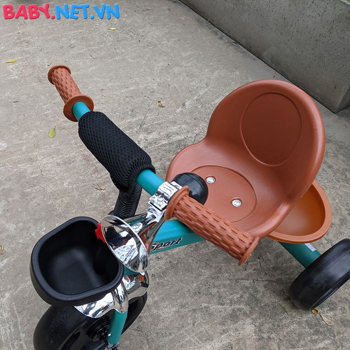 Xe đạp ba bánh trẻ em Broller XD3-902 19