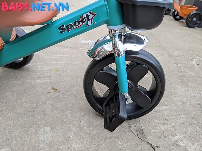 Xe đạp ba bánh trẻ em Broller XD3-902 20