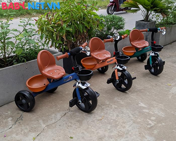 Xe đạp ba bánh trẻ em Broller XD3-902 3