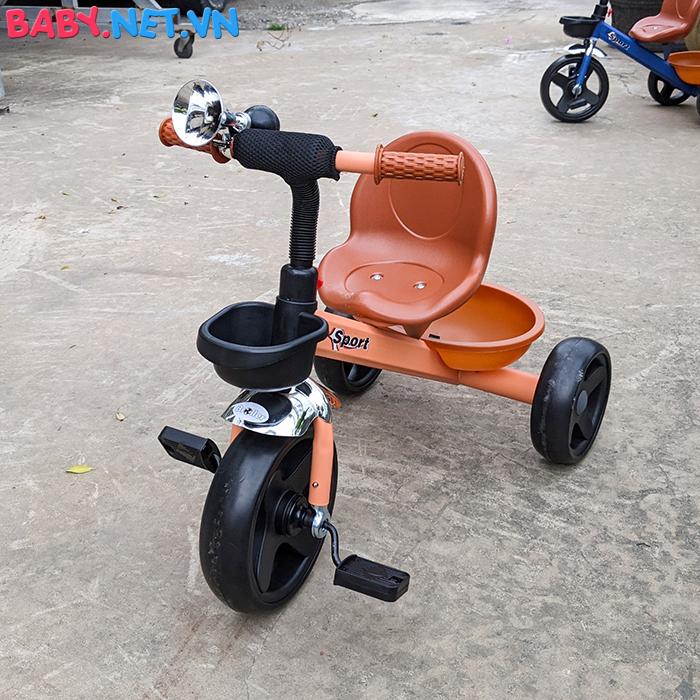 Xe đạp ba bánh trẻ em Broller XD3-902 4