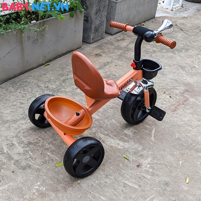 Xe đạp ba bánh trẻ em Broller XD3-902 6