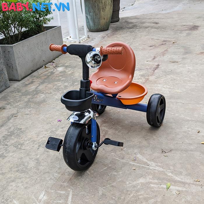 Xe đạp ba bánh trẻ em Broller XD3-902 8