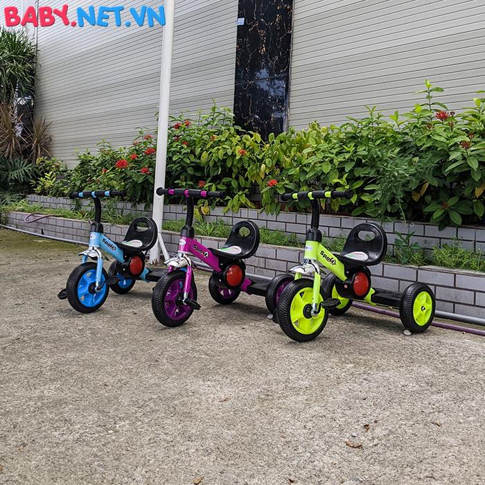 Xe đạp cho bé 3 bánh Broller XD3-819 1