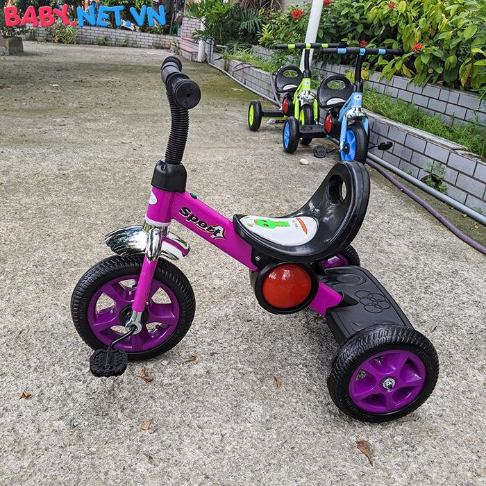 Xe đạp cho bé 3 bánh Broller XD3-819 10