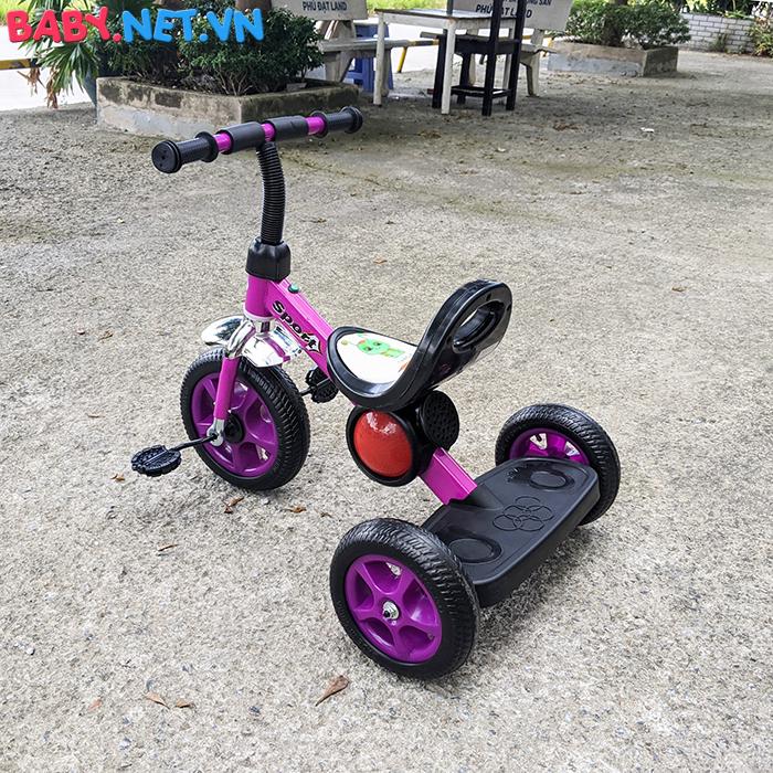 Xe đạp cho bé 3 bánh Broller XD3-819 11