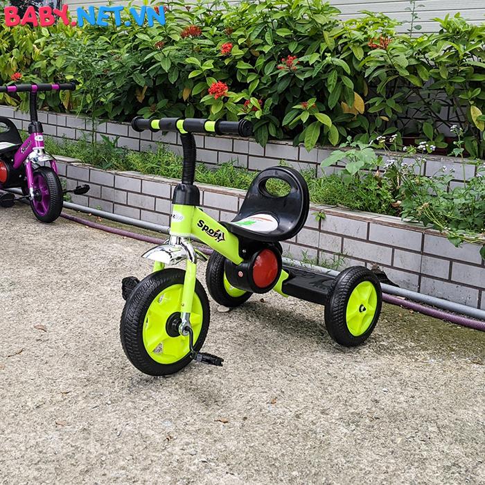 Xe đạp cho bé 3 bánh Broller XD3-819 12