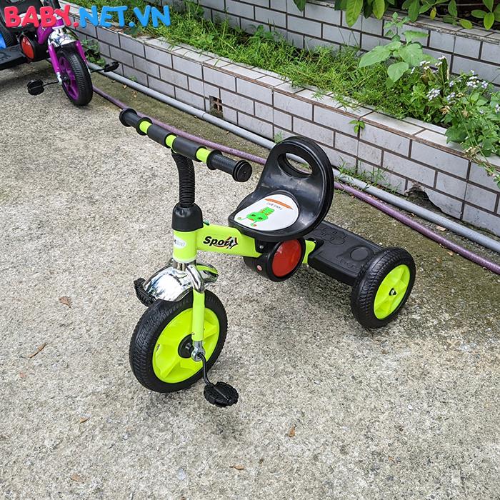 Xe đạp cho bé 3 bánh Broller XD3-819 13