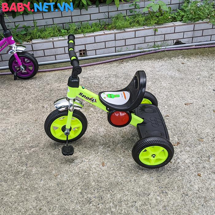 Xe đạp cho bé 3 bánh Broller XD3-819 14