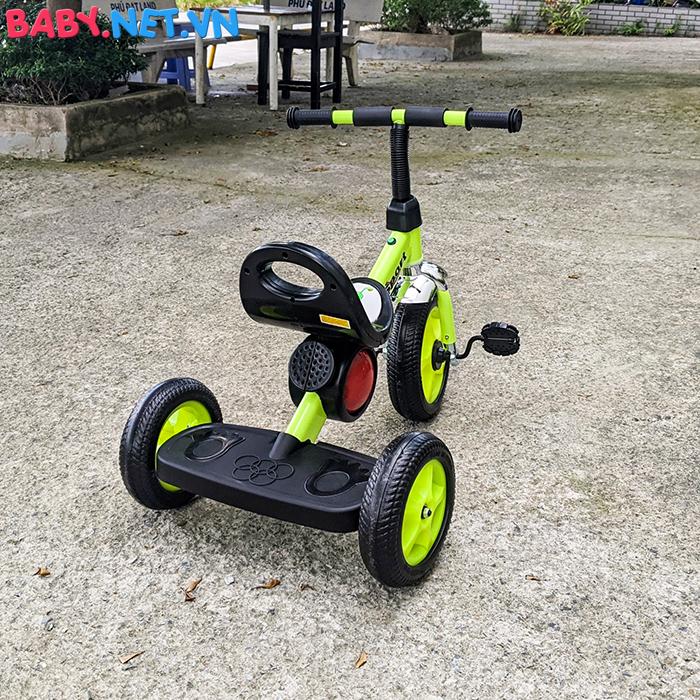 Xe đạp cho bé 3 bánh Broller XD3-819 15