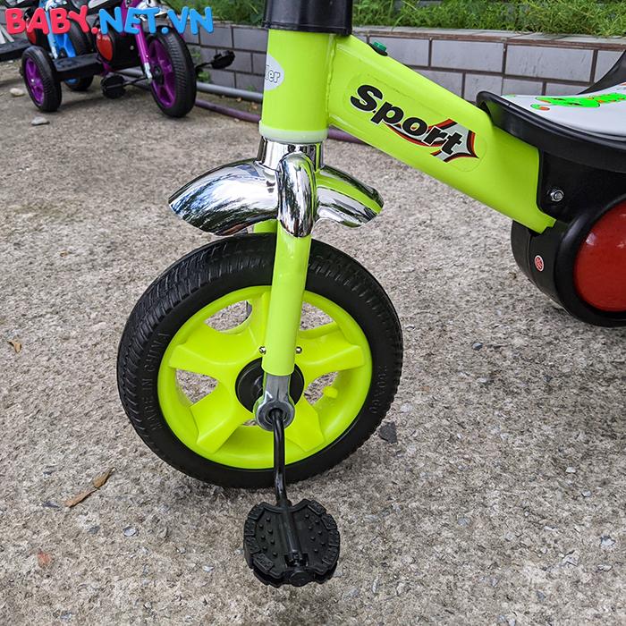 Xe đạp cho bé 3 bánh Broller XD3-819 18