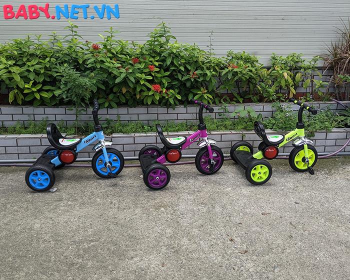 Xe đạp cho bé 3 bánh Broller XD3-819 2