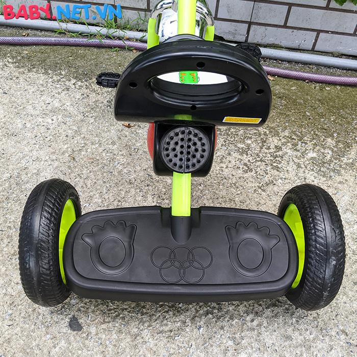 Xe đạp cho bé 3 bánh Broller XD3-819 21