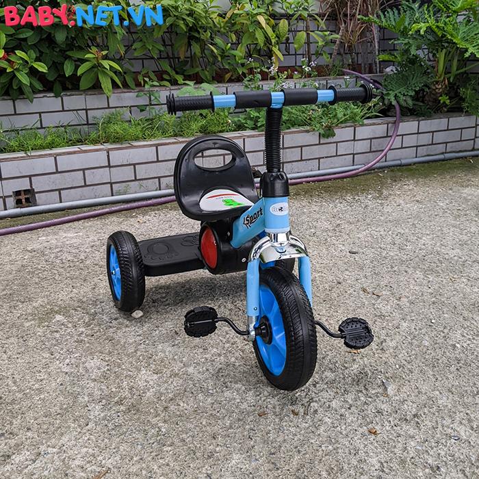 Xe đạp cho bé 3 bánh Broller XD3-819 3